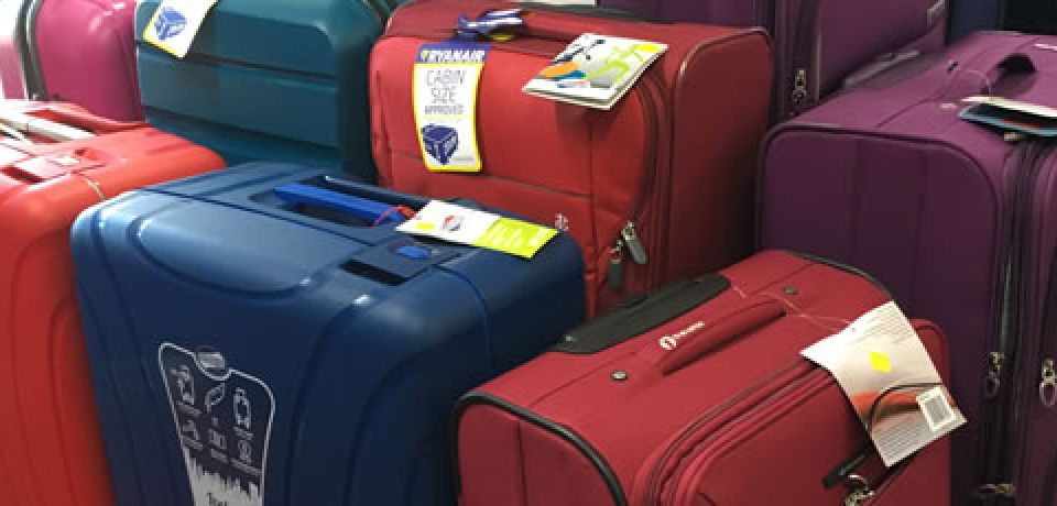 Luggage storage service near to the Milan tourist attraction spot